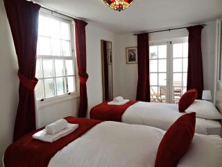 Romantic Condo with Internet Access and Balcony - Hove vacation rentals