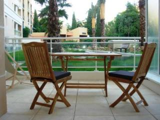 Fantastic Bristol Studio in Cannes, with a Balcony - Cannes vacation rentals