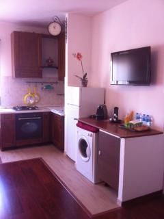Comfortable 1 bedroom Lido di Ostia Condo with Dishwasher - Lido di Ostia vacation rentals