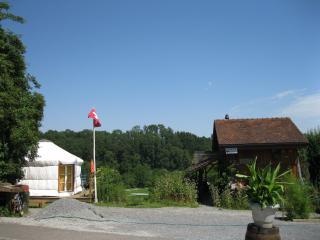 Jurte (Rundhaus) für Naturliebhaber und Romantiker - Bischofszell vacation rentals