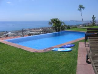 Spectacular Views of the Med from a Luxury Villa - Premia de Mar vacation rentals