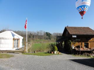 Swissyurt für Naturliebhaber und Romantiker - Bischofszell vacation rentals