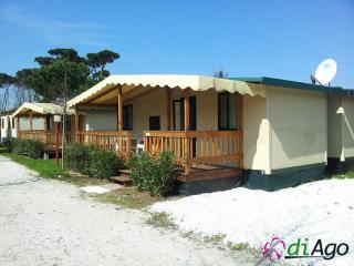 2 bedroom Caravan/mobile home with Internet Access in Viareggio - Viareggio vacation rentals