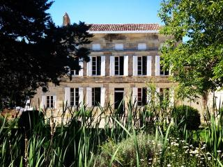 Perfect 5 bedroom Monsegur (Gironde) Manor house with Internet Access - Monsegur (Gironde) vacation rentals