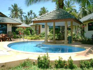 Idyllic Samui beachfront villa - Choeng Mon vacation rentals