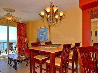 Nice 1 Bedroom with Gulfside Balcony at Sunrise Beach - Panama City Beach vacation rentals