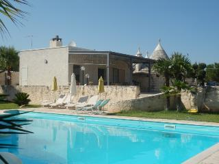 TRULLO MARYLIN WITH POOL - Brindisi vacation rentals