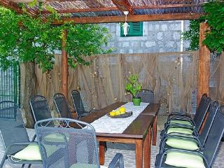 17th c. 5 bed (12) stone house - Orebic vacation rentals