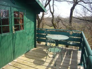 Romantic Tree house in Condom with Internet Access, sleeps 2 - Condom vacation rentals