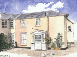 The Square Holiday Cottage - Watchet vacation rentals