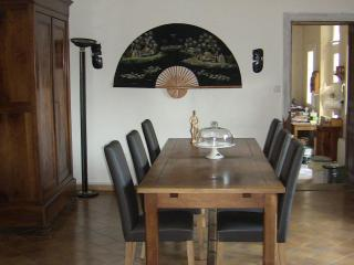 Cozy Farmhouse Barn with High Chair and Central Heating - Neuville de Poitou vacation rentals