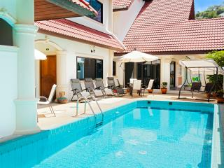 Villa 5 Bedroom Shared Pool - Patong vacation rentals