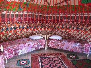 Nice Yurt with Internet Access and Wireless Internet - Karakol vacation rentals