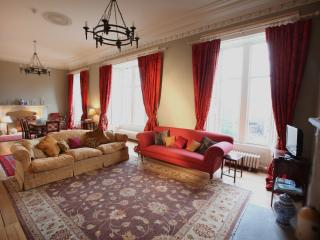 Kinghorn Town Hall - Historical 3 bedroom Apartment on Fife Coast - Kinghorn vacation rentals