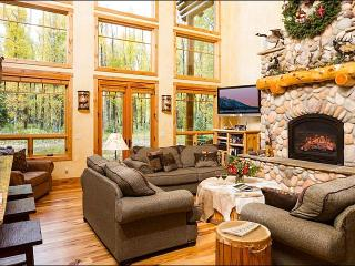 Expansive Home with Gourmet Kitchen - Steps from the Snake River and Trails (6961) - Wilson vacation rentals