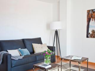 Sunny apartment in Eixample free wifi - Barcelona vacation rentals