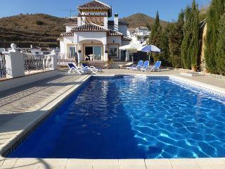 VILLA TEBA- 4 bedrooms villa with amazing views - Torrox vacation rentals