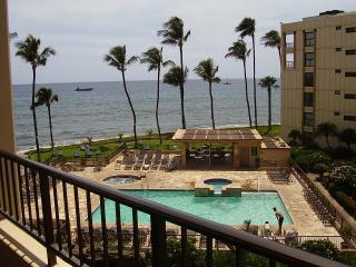 Sugar Beach Resort 1 Bedroom Ocean View 404 - Kihei vacation rentals