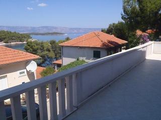 2  Bedroom Ap. Offering Sea View - Sandy Beach! - Jelsa vacation rentals