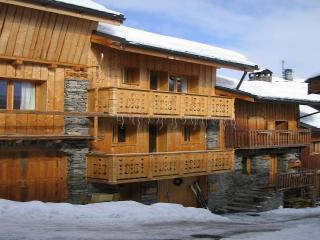Chalet L'Hirondelle - Meribel vacation rentals