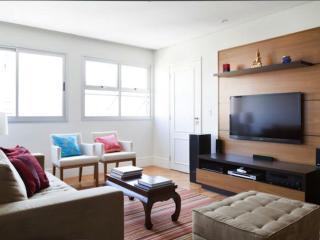 Stylish 2 Bedroom Apartment in Itaim Bibi - State of Sao Paulo vacation rentals