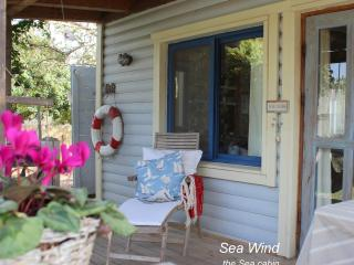 Sea Wind in Mikhmoret / Sea cabin for 2-6 guests - Tel Aviv vacation rentals