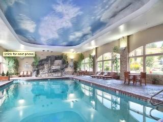 Oversize King Bed Condo, Full Kitchen, 2 Bath, bonus 2 Queen Sofabeds, Major Resort amenities, Great - Lindon vacation rentals
