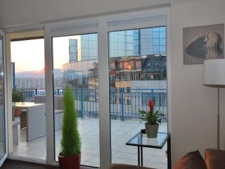 Arpad Bridge Penthouse Apartment - Budapest vacation rentals