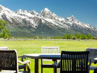 Spectacular Grand Teton Views! The Woodreed Retreat. - Jackson vacation rentals