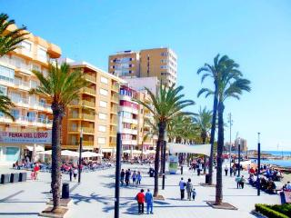 3room flat+pool+max 6persons - Torrevieja vacation rentals
