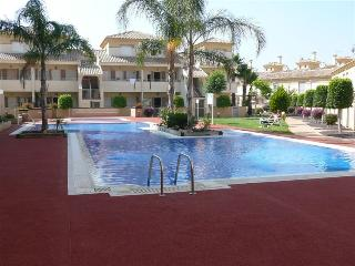 3 bedroom Townhouse with Private Solarium & Wifi - Los Alcazares vacation rentals