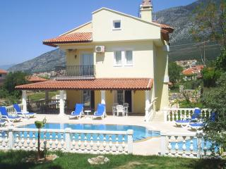 Villa Suzie with beautiful mountain views, plus a games room for indoor fun. - Oludeniz vacation rentals