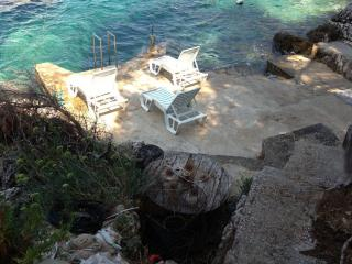 Villa Lastovo,5 meters from sea and beach - Ubli vacation rentals