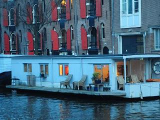 Pantheos Romantic Houseboat - Amsterdam vacation rentals