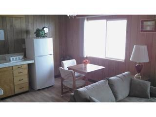 Kitchen/dining area - Moonraker -Oceanfront, Private Balcony, Fireplace - Lincoln City - rentals
