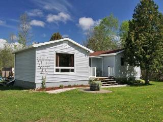 Bright Cottage with Deck and DVD Player - Lion's Head vacation rentals
