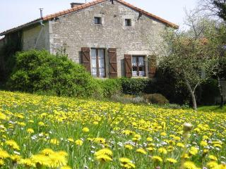 1 bedroom Cottage with Internet Access in Ruffec - Ruffec vacation rentals