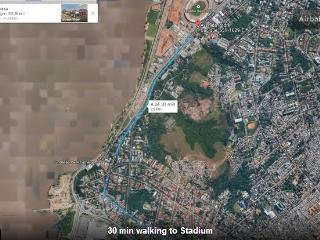 30 min walking to Stadium - 7 peoples - Porto Alegre vacation rentals