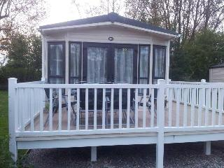 Windermere 3 bed platinum grade caravan on haven - Blackpool vacation rentals