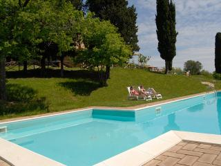 Apartment in a Typical Tuscan farmhouse with pool - Pievescola vacation rentals