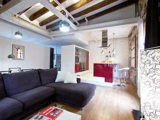 Amazing Loft in Gracia (best area in BCN)-(B0132) - Barcelona vacation rentals