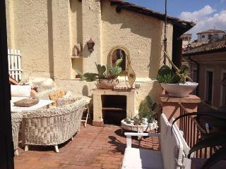 Terrace in Pantheon - Rome vacation rentals