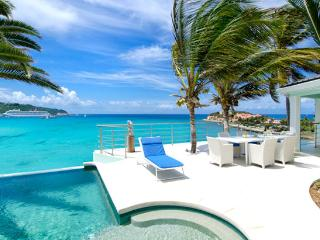 SPECIAL OFFER: St. Martin Villa 199 Nestled In Little Bay, Philipsburg Offering Amazing Views Of The Great Bay Harbor, And The C - Sint Maarten vacation rentals