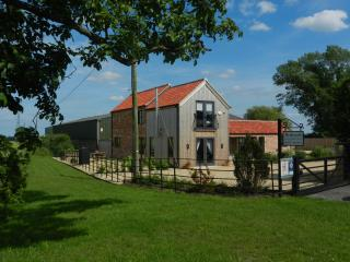 Lovely Barn with Internet Access and Television - Weston on Trent vacation rentals