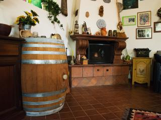 Romantic 1 bedroom Chalet in Puntalazzo - Puntalazzo vacation rentals