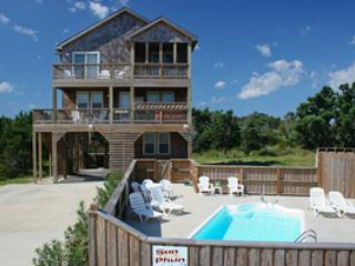 Bright House with Private Outdoor Pool and Hot Tub - Hatteras vacation rentals