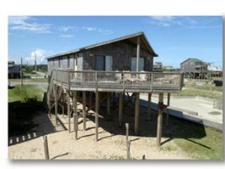 4 bedroom House with Grill in Hatteras - Hatteras vacation rentals