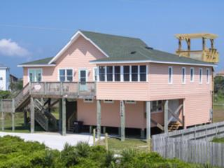 Sunny House with Hot Tub and Grill - Hatteras vacation rentals