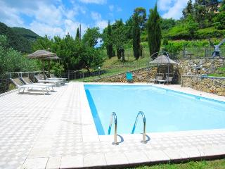 Casa Elia-Private pool Tuscany - San Martino in Freddana vacation rentals