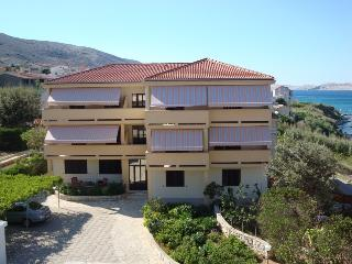 Villa Andreja Apartments Toncica A1 - Pag vacation rentals